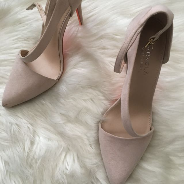 Carvela heels in box new