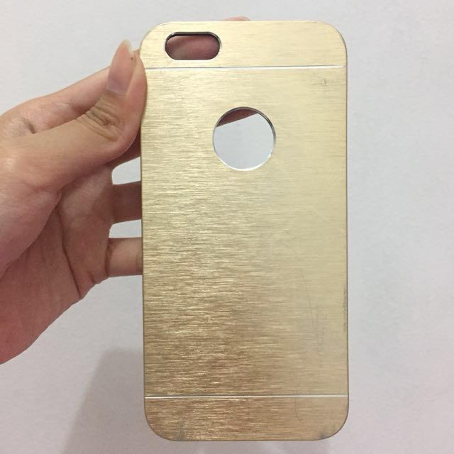 Case Iphone 6/6S Gold