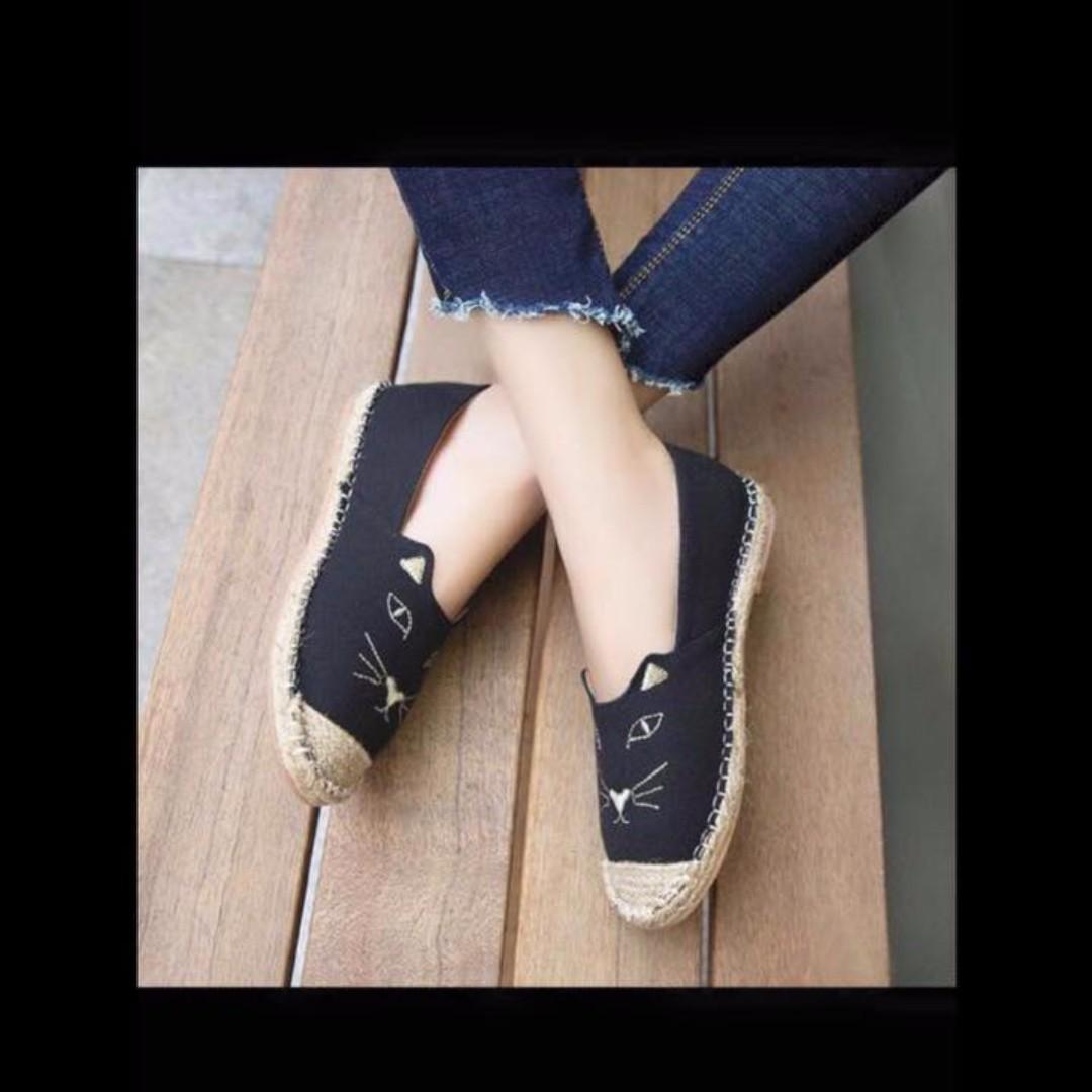 Cat shoes (Korean)
