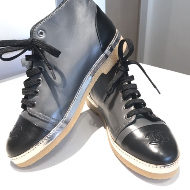 Chanel 短靴 香奈兒