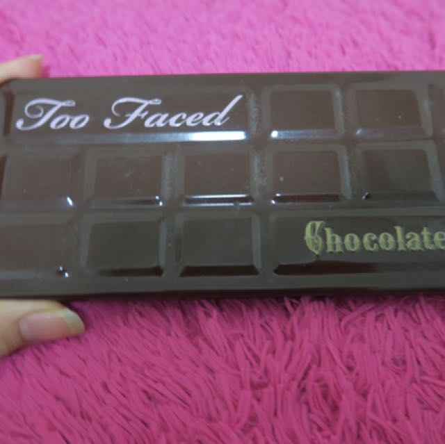 Chocolate Bar Eyeshadow