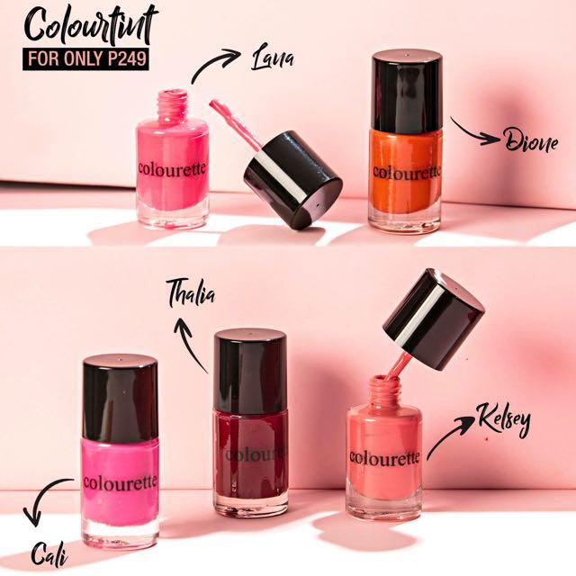 Colourette Cosmetics' ColourTints, Health & Beauty, Makeup ...