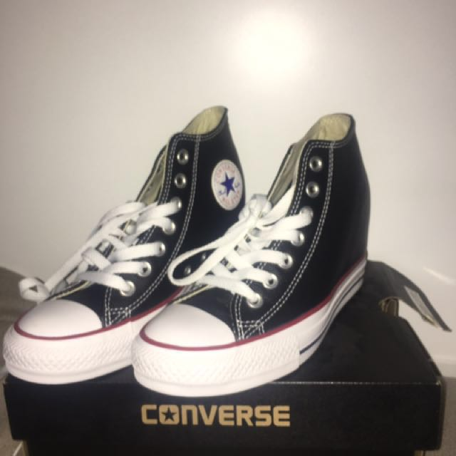 Converse All star  lux wedge (mid)