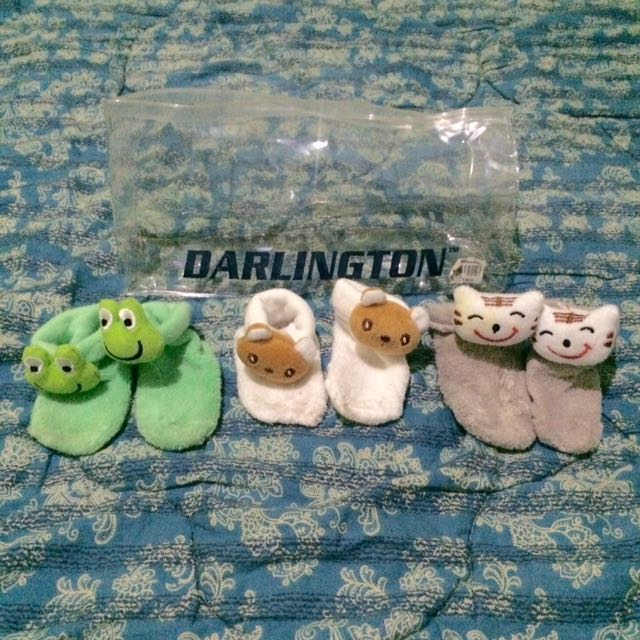 Darlington socks