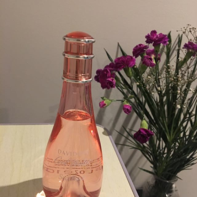 Davidoff fragrance Water sea rose fragrance