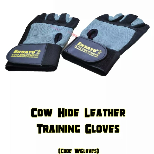 ENSAYO WORK OUT GLOVES (MEDIUM)