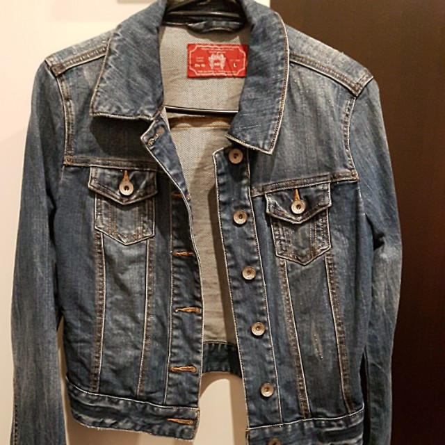Esprit denim jacket for women