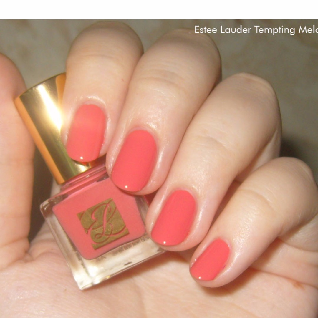 Estee Lauder Nail Lacquer, Health & Beauty, Hand & Foot Care on ...