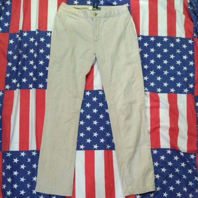GAP low rise celana panjang