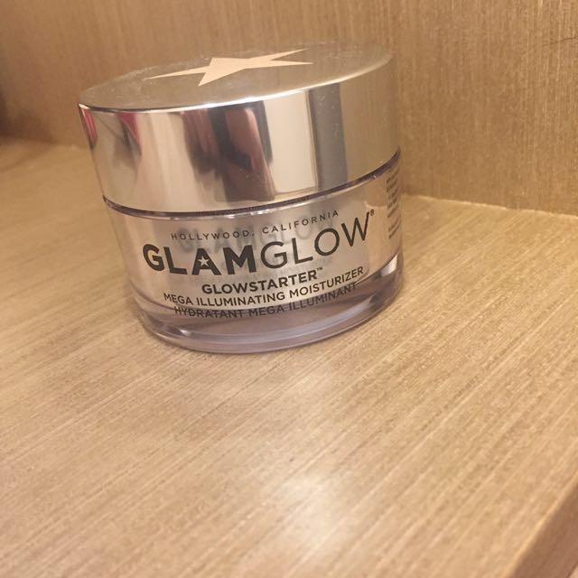 GLAM GLOW妝前美肌發光霜