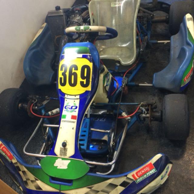 Go Kart Rotax Max