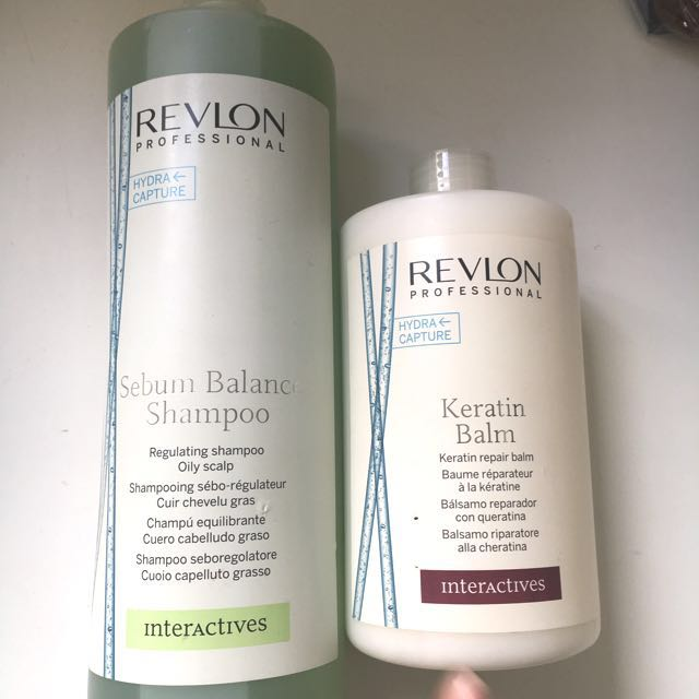 Hair Problems? 2 Salon products - Keratin treatment & shampoo