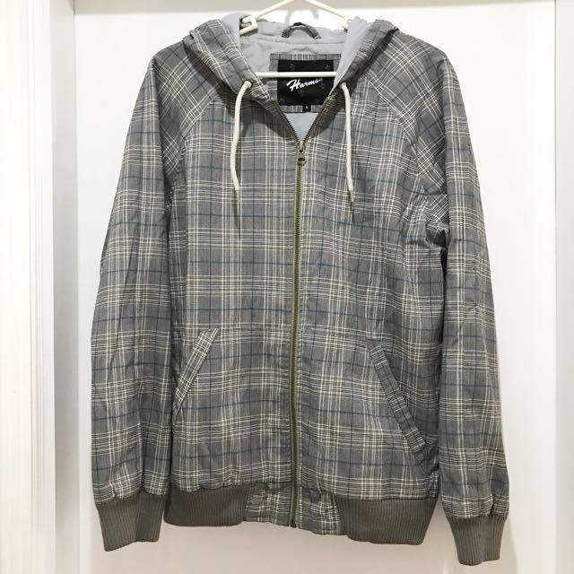 HARMON hoodie jacket
