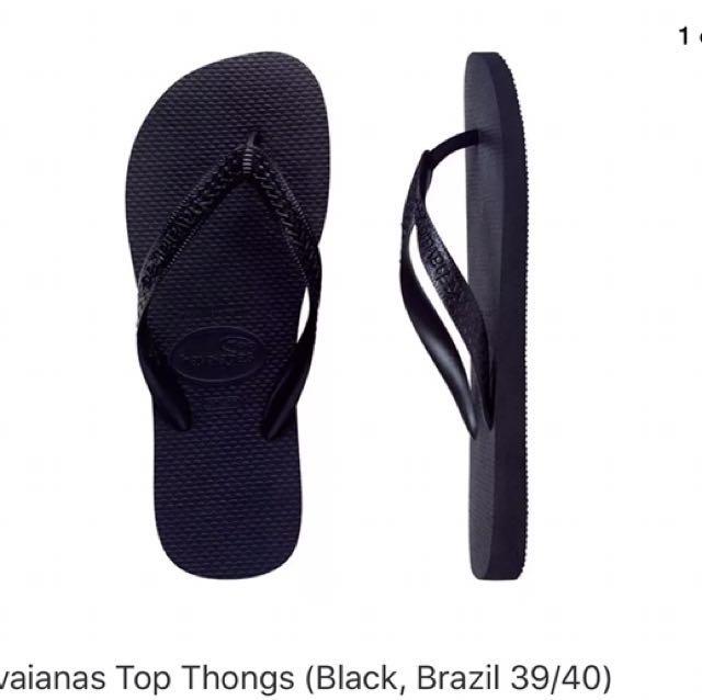 Havaianas Thongs