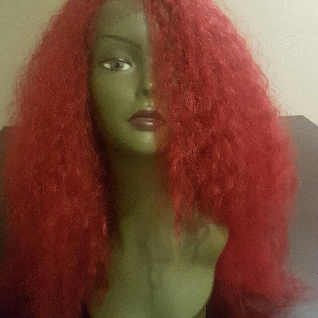 High Quality Lace Front Wigs ($70 Each)