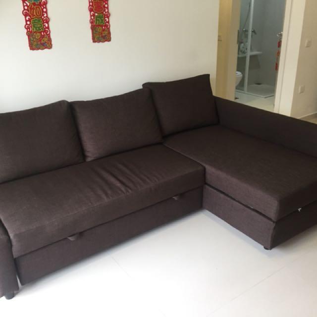 Ikea Friheten L Shaped Sofa Bed, L Shape Sofas Ikea