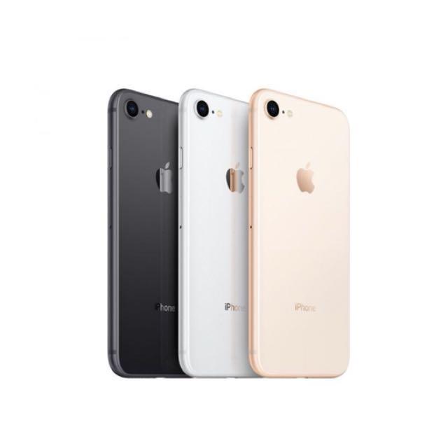 Iphone8  plus黑色 全新已拆