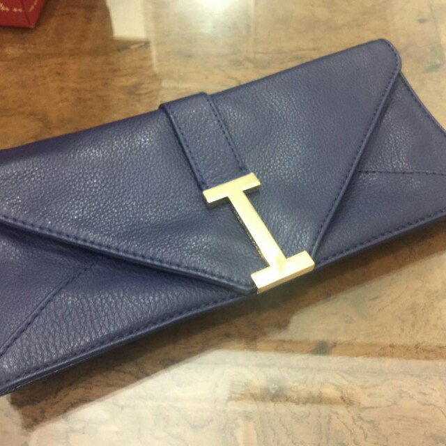 Isaac Mizrahi Sling Clutch Bag