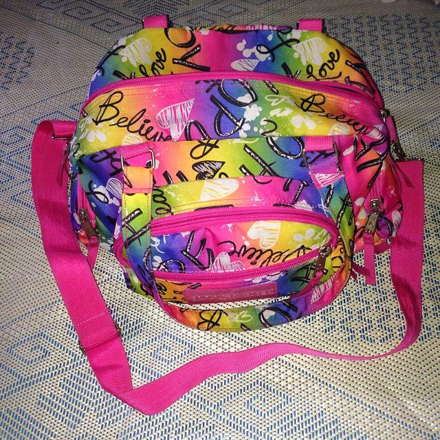 Jansport 2way bag