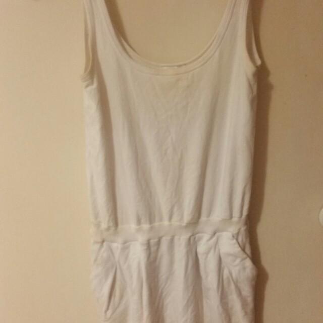 Kookai white tight dress