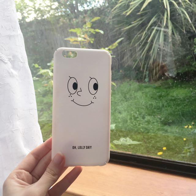 Korean iphone case 6/6s