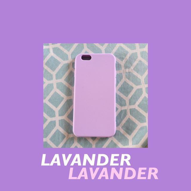 Lavander Case for iPhone 6/6s
