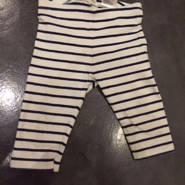 Legging Stripes merk H&M