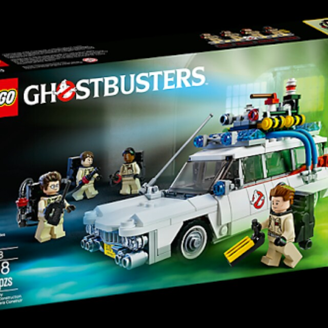 Lego Ghostbusters - Ecto 1