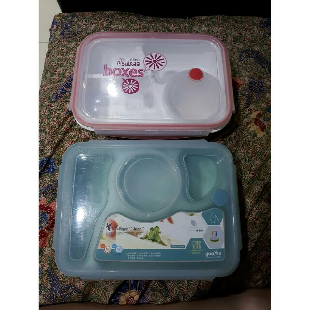 Lunch box(kotak bekal)