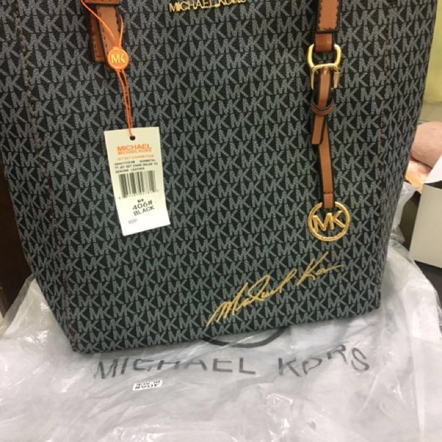 Michael Kors Tote Bag (class A only)