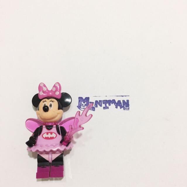 【萬聖節活動】Miniman手作飾品 mix系列人偶 樂高相容