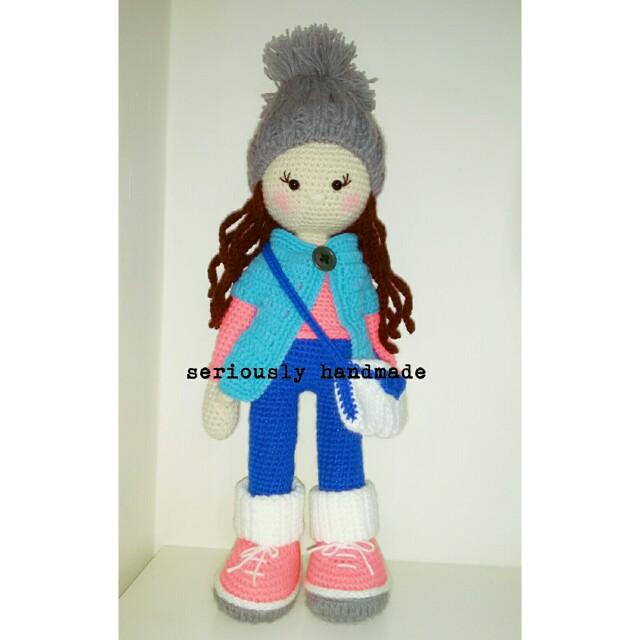 Amigurumi Molly Doll-Free Pattern | Crochet dolls free patterns ... | 640x640