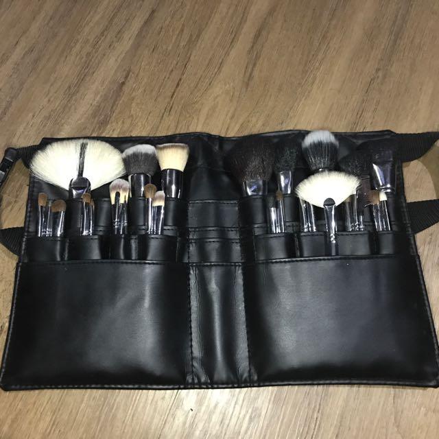 Morphe Professional Master Brush Set (Kuas Makeup)
