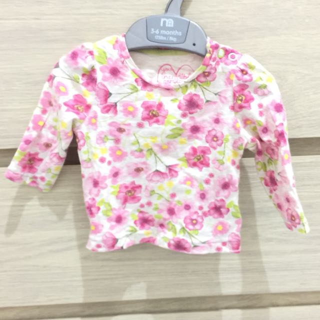 Mothercare Long-sleeve Shirt