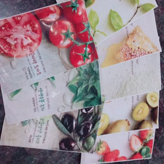 Nature republic Sheetmask
