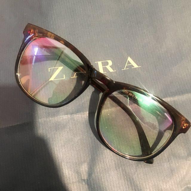 NEW brown tortoiseshell Round Glasses