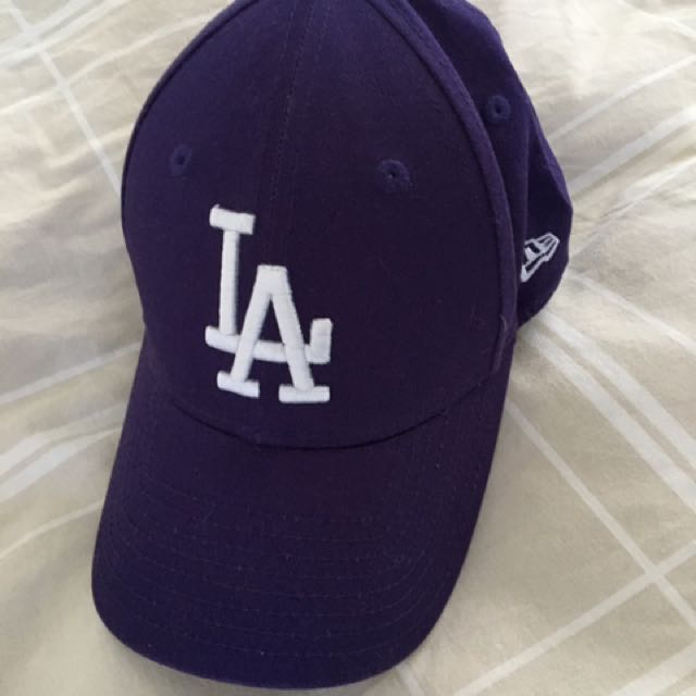 New Era LA 9Forty cap