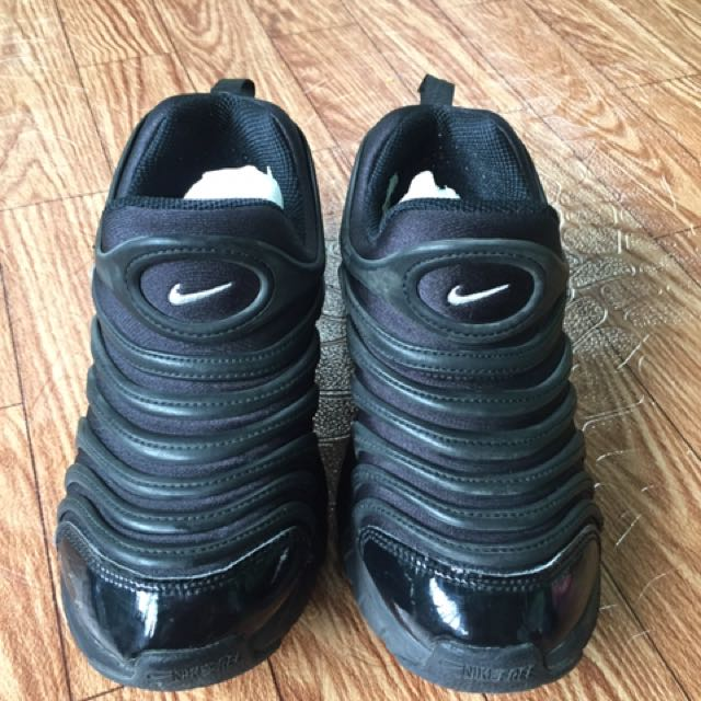 Nike RUBBER shoes black