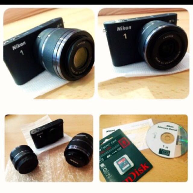 Nikon 1 J2 Camera
