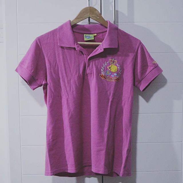 Ocean Park Hongkong Polo Shirt