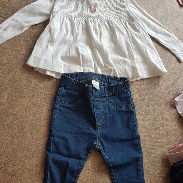 OOTD for 12months old baby girl