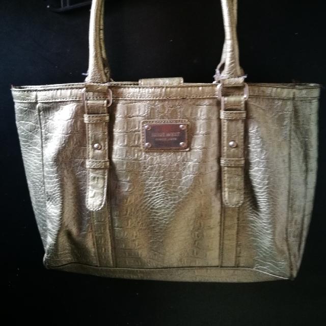 REPRICED: original nine west shoulder bag