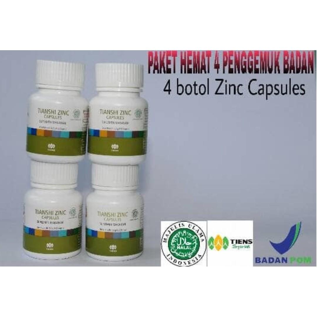 Tiens Penggemuk Badan Herbal Paket Promo On Daftar Harga Terbaru Photo