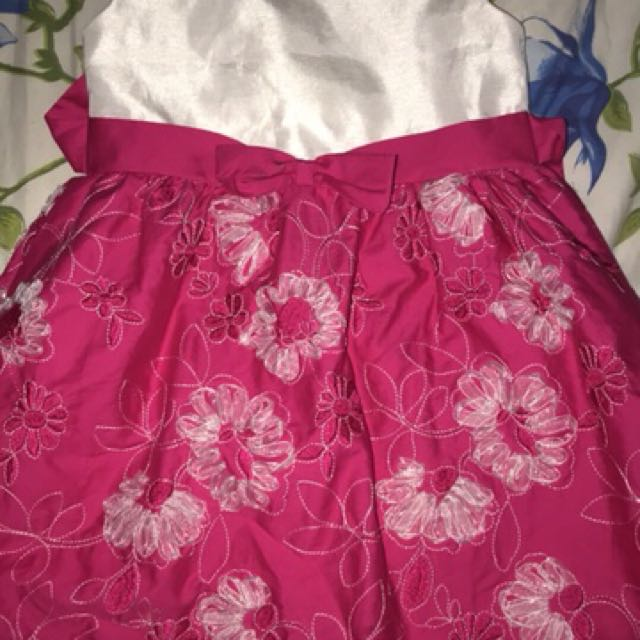 Party dress size 3