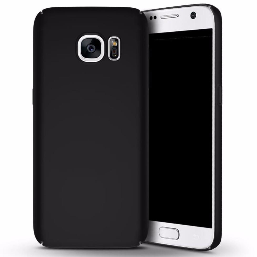 Premium Quality Samsung S7 Edge Seamless Slim Series Case Casing