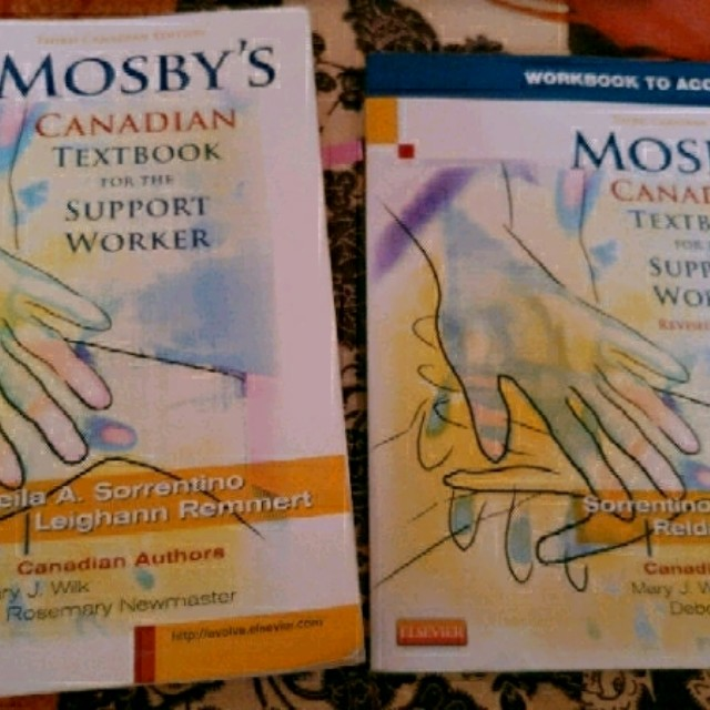 Psw mosbys textbook/workbook
