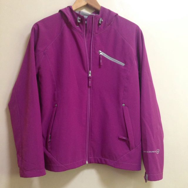 Purple Jacket