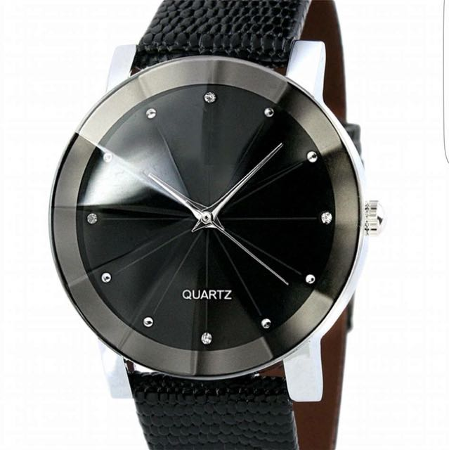 Quartz men's watch 10 available - $10 each