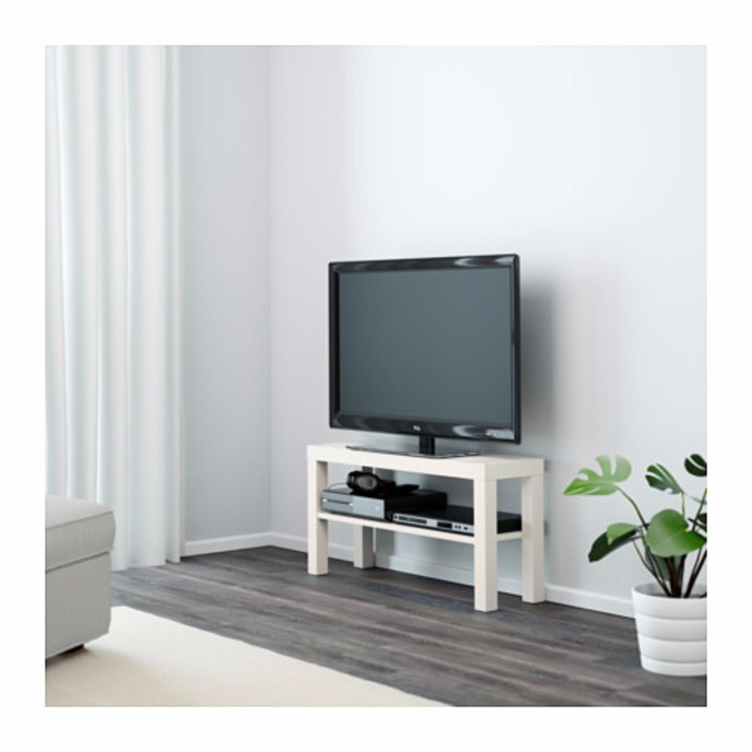 rak tv ikea lack rumah perabot perabot di carousell. Black Bedroom Furniture Sets. Home Design Ideas