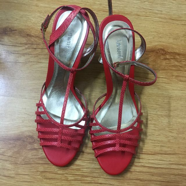 Red Dress Shoes #sweldosale